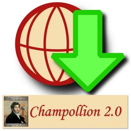 1 Licence pour Champollion 2.0