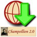 Licence pour Champollion 2.0 à télécharger