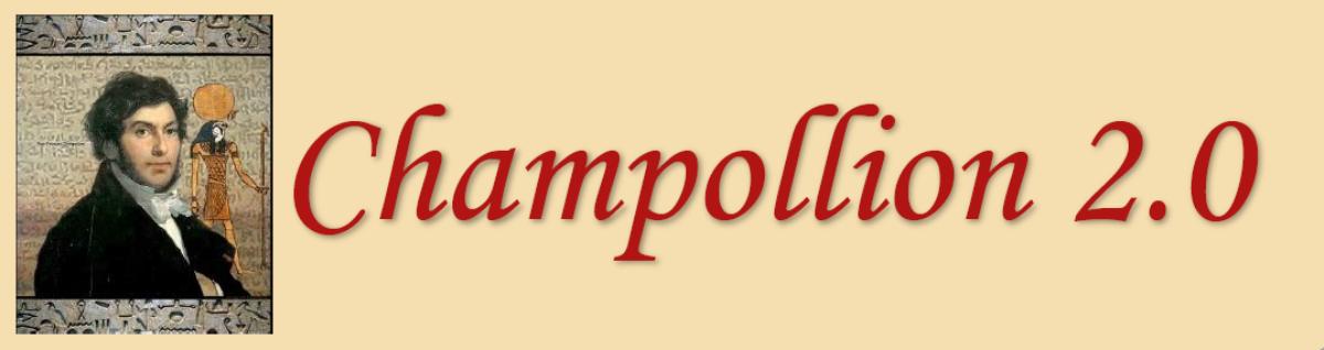 Champollion 2.0